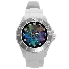 Pi Visualized Plastic Sport Watch (large)