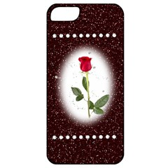 Pretty As A Rose Apple Iphone 5 Classic Hardshell Case