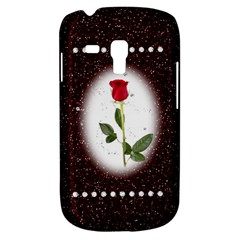 Pretty as a rose Samsung Galaxy S3 MINI I8190 Hardshell Case