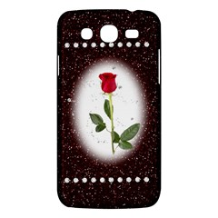 Pretty As A Rose Samsung Galaxy Mega 5 8 I9152 Hardshell Case