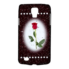 Pretty as a rose Samsung Galaxy S4 Active (I9295) Hardshell Case