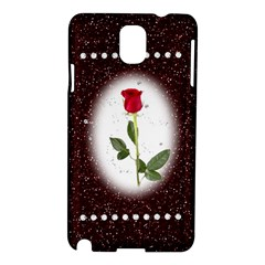 Pretty as a rose Samsung Galaxy Note 3 N9005 Hardshell Case
