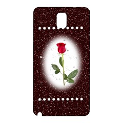 Pretty as a rose Samsung Galaxy Note 3 N9005 Hardshell Back Case