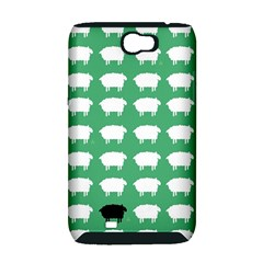 Herd Mentality  Samsung Galaxy Note 2 Hardshell Case (PC+Silicone)