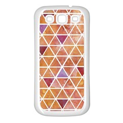 Geometrics Samsung Galaxy S3 Back Case (White)