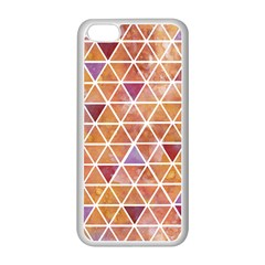 Geometrics Apple iPhone 5C Seamless Case (White)