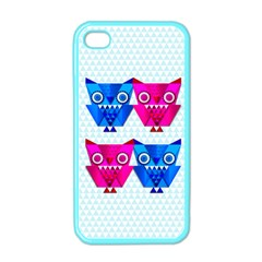 Owligami Apple Iphone 4 Case (color)