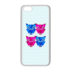 OWLigami Apple iPhone 5C Seamless Case (White)