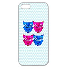 Owligami Apple Seamless Iphone 5 Case (clear)