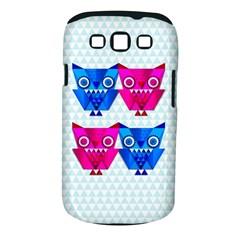 OWLigami Samsung Galaxy S III Classic Hardshell Case (PC+Silicone)