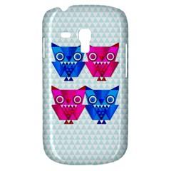OWLigami Samsung Galaxy S3 MINI I8190 Hardshell Case