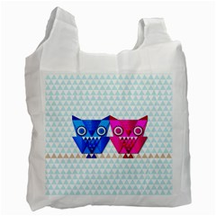 OWLigami Recycle Bag (Two Side)