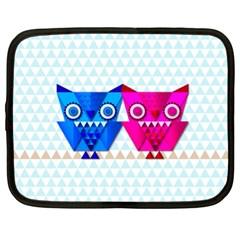 Owligami Netbook Case (xxl)