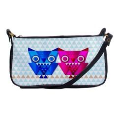 OWLigami Shoulder Clutch Bag