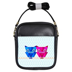 OWLigami Girls Sling Bag