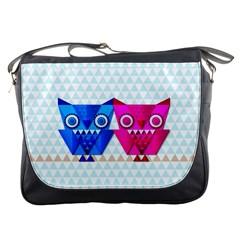 OWLigami Messenger Bag