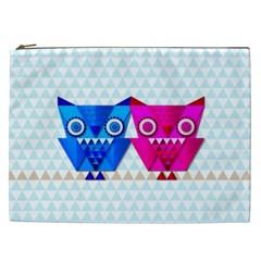 OWLigami Cosmetic Bag (XXL)