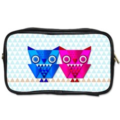 OWLigami Toiletries Bag (Two Sides)