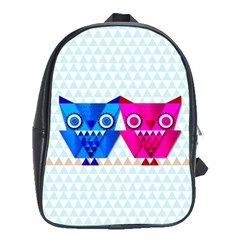 Owligami School Bag (xl)