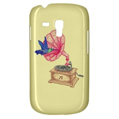 Bird Love Music Samsung Galaxy S3 Mini I8190 Hardshell Case