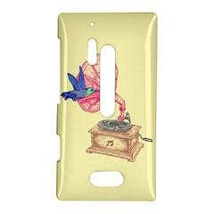Bird Love Music Nokia Lumia 928 Hardshell Case