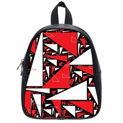 Titillating Triangles School Bag (Small)