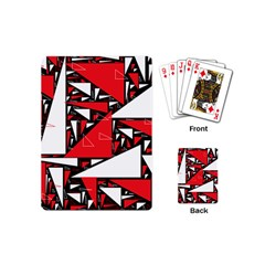 Titillating Triangles Playing Cards (Mini)