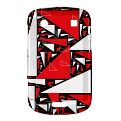 Titillating Triangles BlackBerry Bold Touch 9900 9930 Hardshell Case