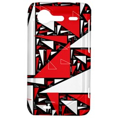 Titillating Triangles HTC Incredible S Hardshell Case