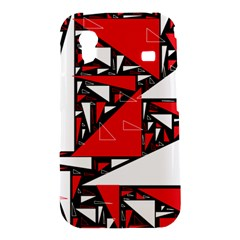 Titillating Triangles Samsung Galaxy Ace S5830 Hardshell Case