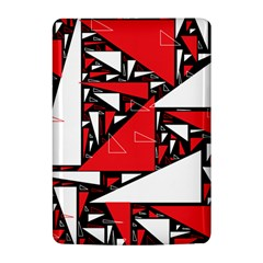 Titillating Triangles Kindle 4 Hardshell Case