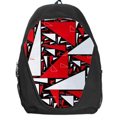 Titillating Triangles Backpack Bag