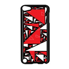 Titillating Triangles Apple Ipod Touch 5 Case (black)