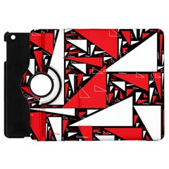 Titillating Triangles Apple iPad Mini Flip 360 Case