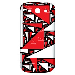 Titillating Triangles Samsung Galaxy S3 S Iii Classic Hardshell Back Case