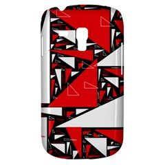 Titillating Triangles Samsung Galaxy S3 Mini I8190 Hardshell Case