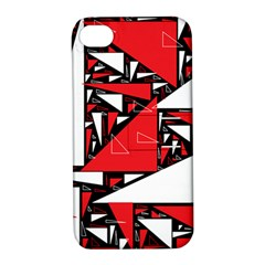 Titillating Triangles Apple iPhone 4/4S Hardshell Case with Stand