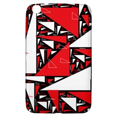 Titillating Triangles Samsung Galaxy Tab 3 (8 ) T3100 Hardshell Case