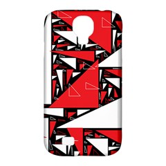 Titillating Triangles Samsung Galaxy S4 Classic Hardshell Case (PC+Silicone)