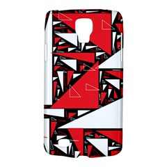 Titillating Triangles Samsung Galaxy S4 Active (I9295) Hardshell Case