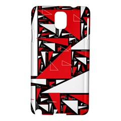 Titillating Triangles Samsung Galaxy Note 3 N9005 Hardshell Case