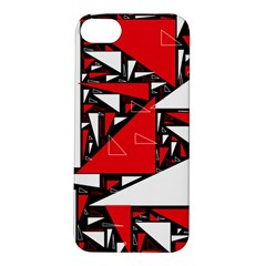 Titillating Triangles Apple iPhone 5S Hardshell Case