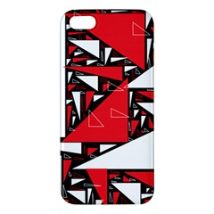 Titillating Triangles iPhone 5S Premium Hardshell Case