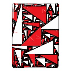 Titillating Triangles Apple iPad Air Hardshell Case