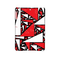 Titillating Triangles Apple Ipad Mini 2 Hardshell Case