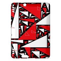 Titillating Triangles Kindle Fire HDX 7  Hardshell Case