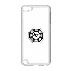 Plane Dharma Ipod 5th Generation Case Apple Ipod Touch 5 Case (white)
