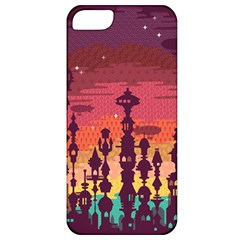 Meet Me After Sunset Apple Iphone 5 Classic Hardshell Case