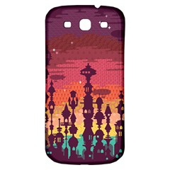 Meet Me After Sunset Samsung Galaxy S3 S Iii Classic Hardshell Back Case