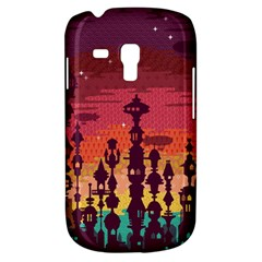 Meet Me After Sunset Samsung Galaxy S3 Mini I8190 Hardshell Case
